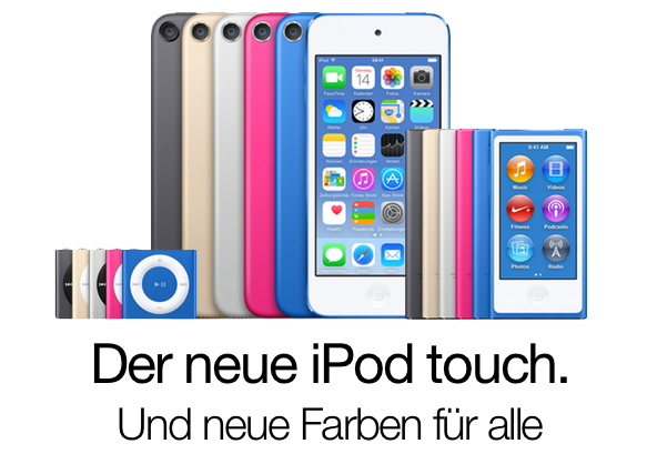 new-ipod-family